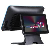 Buy cheap 15.6inch with 12.1inch Touch Screen All In One PC Restaurant Pos System Cash from wholesalers