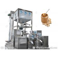 Quality Henan GELGOOG Industrial Nut Butter Grinder , High Automation Peanut Butter Processing Machine for sale