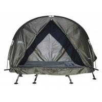 Quality Double Layers 240X260X125 cm portable Carp Fishing Tents with  PU Coated for kids for sale