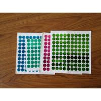 Quality Clear PVC sticker label making, printing transparent sticker label, self adhesive sticker OEM printing for sale