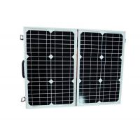 Buy cheap High End 2*20W Folding Solar Panels Portable With / Without Assembled from wholesalers