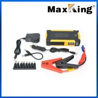 Quality 18000Mah 12V Emergency Car Battery Charger Jump Start Starter 5.0L with LCD Display for sale