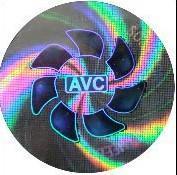 Quality Laser Hologram Label, Laser Sticker for sale