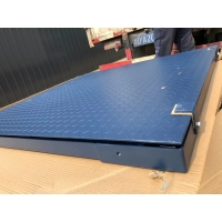 Buy cheap 16m2 Q235B Industrial Floor Weighing Scales Skid Proof For Pallets from wholesalers
