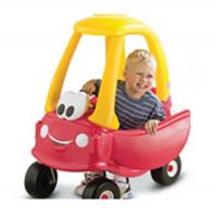 China Multi Colored Rotational Moulding Products Kids Plastic Car Toys Water Resistant on sale