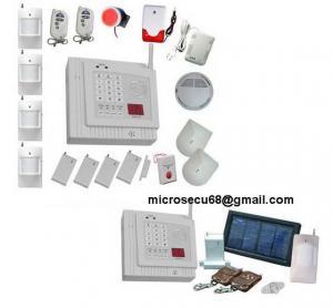 Quality Wireless Security Alarm System|auto Alarm|intrusion Alarm|intruder Alarm|home Alarm|GSM Alarm|mms Alarm|camera Alarm|safe Alarm|solar Alarm for sale