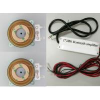 Quality 220V bluetooth stereo amplifier kits with sound exciters for wall art speakers for sale