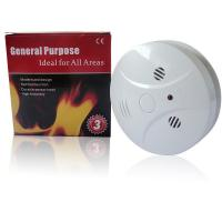 Quality Wireless Photoelectric Smoke Detector for sale