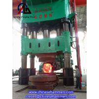Quality 4000Ton Hydraulic Open Die Forging Press for sale