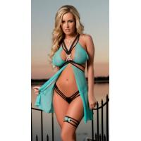 Quality Sexy Babydolls Lingerie Wholesale Strappy Flyaway Babydoll Set Size S,M,L,XL,XXL,XXXL and One SIze  Available for sale
