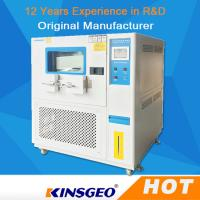 Buy cheap SUS 304 Steel Plate Programmable Temperature and Humidity Test Chamber 12 Months Warranty from Wholesalers