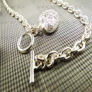 Quality New Design Sliver Necklaces for sale