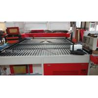 Quality 1325 CO2 laser cutting machine for fabric for sale