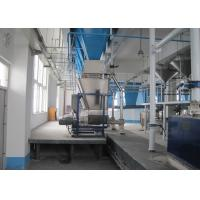 Quality Batch Type Washing Powder Making Machine With Automatic Packing Machine for sale