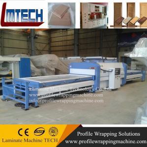 Quality China Wood Grain Membrane Press Laminating Machine for sale