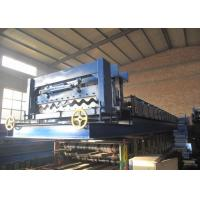 Buy cheap 1000mm Feeding Width Glazed Tile Roll Forming Machine Automatic PLC Control from wholesalers