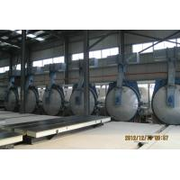 Quality High Pressure Automatic AAC Autoclave / AAC Block Plant 1.6m For Chemical / Wood for sale