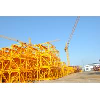 QTZ80 6010  Tower Crane jib length can be customized,with additional remote control device