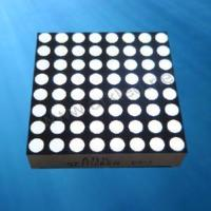 China White 0.7 Inch 8x8 DOT Matrix Display on sale
