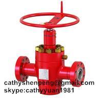 Hot sale API 6A Cameron Gate Valve,FC gate valve,Manual gate valve