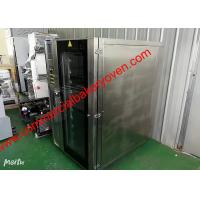 Quality Big Capacity Electric Hot Air Bread Baking Oven Pc Control 18kw Power Consume for sale