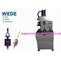 Quality Double Hands Button 10 Ton Hydraulic Press , Shaft / Commutator Hydraulic Bearing Press for sale