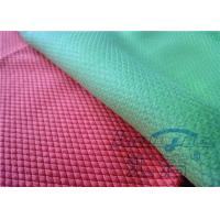 Quality Polyester Waffle Microfiber Glass Cleaning Cloth Super Clean For Window for sale