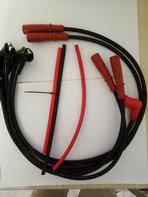 Quality distribution wires;spark plug wires;car wire connectors;High voltage cable wire;ignition wires for sale