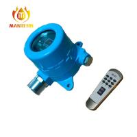 Quality Remote Control Fixed Gas Detector DC 24V ± 25% Gas Detection System For Industrial Production for sale