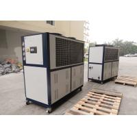 Quality High Efficiency Industrial Air Cooled Chiller With Freezer Overload Protection for sale