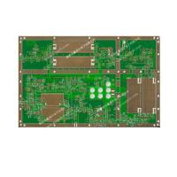 China 8L Multilayer FR4 PCB HDI Circuit Main Board 1.6MM Thickness 1oz Copper on sale