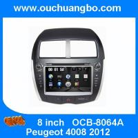 Quality Ouchuangbo Car Stereo Radio Player for Peugeot 4008 2012 DVD USB iPod RDS Digital OCB-8064A for sale