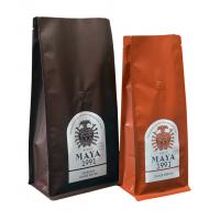 Quality Customized hot sale coffee packaging bags printed coffee bag foil coffee bags with valve for sale