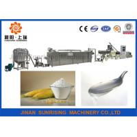 Quality Oil Industry Auto Used Modified Starch Machine , Starch Making Machine / Equipment for sale