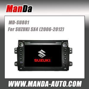 Quality car dvd for SUZUKI SX4 (2006-2012)/ Suzuki baleno gps navigation sat nav satellite radio car stereos automobiles for sale