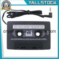 Quality Car Cassette Tape Adapter for iPod MP3 iPhone -I2258 for sale