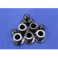 Quality HRA89-HRA92 Tungsten Carbide Processing Stress Balls And Valve Seat for sale