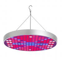 Buy cheap Full Spectrum 50W UFO Grow Light , UV IR LED Grow Light for Indoor Plant / Greenhouse from Wholesalers
