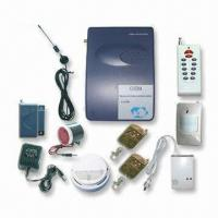 Quality Wireless Intruder Alarm, Supports Password Protection for sale