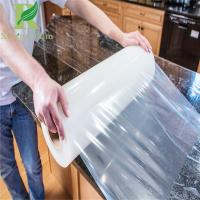 Quality 0.03-0.2mm Clear Transparent Self-adhesion Countertop Protection Film for sale
