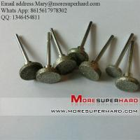 Buy cheap Diamond Mounted Points & Diamond Burs for carbide, ceramics and glass from wholesalers
