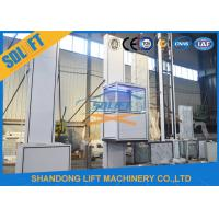 Quality OEM Design 1-6m Handicapped Chair Lifts With Cabin , CE And SGS Certified for sale