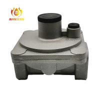 Quality High Durability Gas Pressure Regulator 100mbar Outlet Pressure MTGFR02 Model for sale
