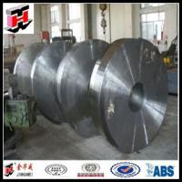 Quality 1.8509 quenching bv metal gear wheel forged for sale