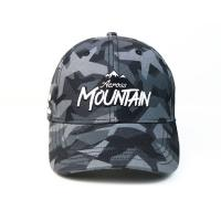 Buy Flat Camo Embroidered Baseball Caps Custom Logo Unconstructed Or Any Other Design at wholesale prices