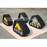 Quality Snow Rubber Track, Agriculture Rubber Track for sale