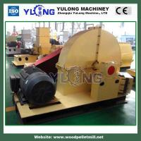Quality Tractor Driving or Self Propelled Disc Biomass Wood Chippers / Shredder for scrap wood and for sale