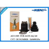 Quality AD-3-503 Auto Cv Joint 1k0498103e Cv Axle Joint Parts For Audi A6 A8 for sale
