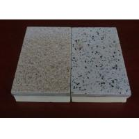 China Home External Wall Thermal Insulation Board Building Materials Different With Ceramic Tile on sale