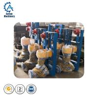 China Paper factory making pulping equipment machineey pulp pump Molding Machine pric on sale